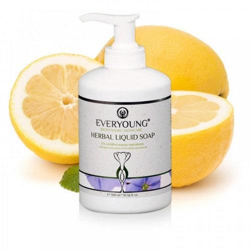 folyékony szappan érzékeny bőrre